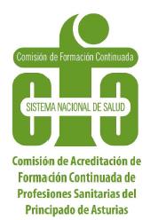 Comisión Acreditación de Formación Continuada